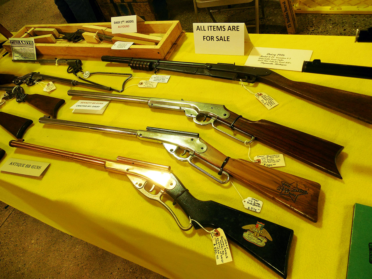 Official Website of The Kalamazoo Airgun Show