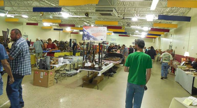 2020 Kalamazoo Airgun Show August 23