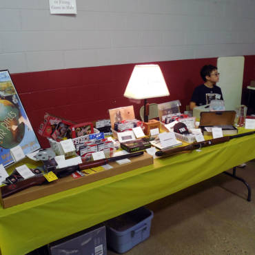 Pictures From the 2016 Kalamazoo Airgun Show